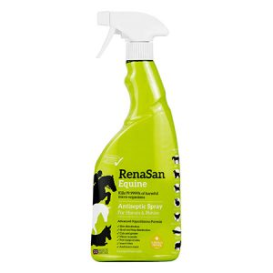 RenaSan Equine Antiseptic Spray 750ml
